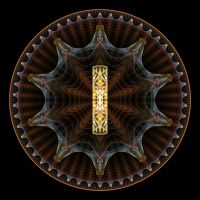 Fractal Coin_18 by BrotherNumsi