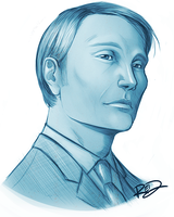 Hannibal by AnArtistCalledRed