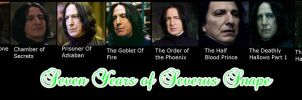 The Seven Years of Severus Snape by Miasmahex-Vicious