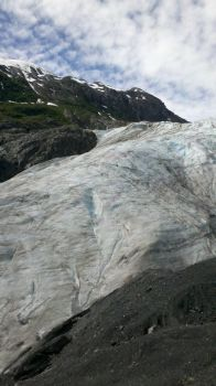 Exit Glacier Up Close 02 by robinlstrauss