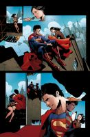 Smallville Page recoloured by SandraMJ