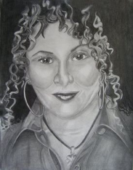 Pam Grier as Kit by LWOrd