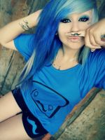 Moustache :D by VerenaLove