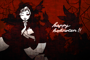 Happy Halloween! by Andressina