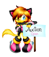 subasta//Auction open by gederpop
