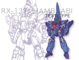 RX-137 Hambrabi test type by pangpoi