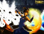 Korra The Avatar by SolKorra