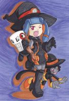 Wicked Witch of the Net by SLiDER-chan