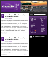Dream Life Site by loc0
