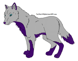 Wolf-Colored by TayMay135