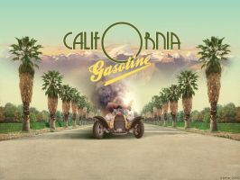 California Gasoline by stefanparis