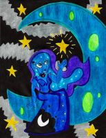 Maiden In the Moon by ILoveKimPossibleAlot