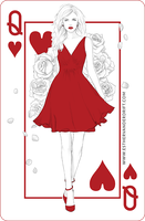 Queen of Hearts by Lunai
