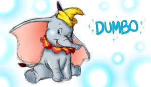 Dumbo by Smudgeandfrank