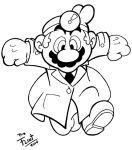 Dr mario by FlintofMother3