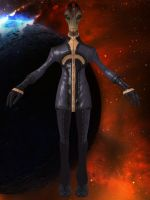Ganto Imness from Mass Effect  for XPS by Melllin