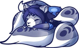Nap Time [Chibi] by Aevix