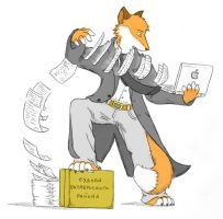 mr fox goes to government by onkelscrut