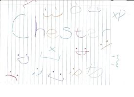 Emoticon Chester banner by Chesters-iffy-artxD