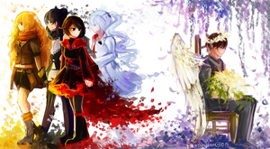 RWBY : thank you Monty Oum by blue-kingdom