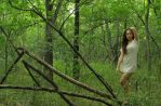 There is Another (Forest): Lizette I by tamebabyparrots