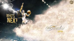 The Finals 2015 Wallpaper by rOnAn-Ncy