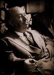 Alfred Hitchcock by Nestorladouce