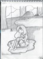 Earth and Water (WIP) by Drawing-Heart