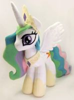 Princess Celestia by fabricninja