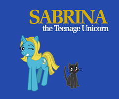 Sabrina: The Teenage Pony by meganschmidt