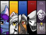 1Q Con Bookmarks by MegSyv