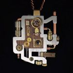 Steampunk Pendant 1.1 by dkart71