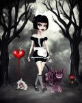Alice the Wicked by RavenMoonDesigns