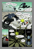 DU October 2013: Monster Brawl Page 2 by VexusVersion