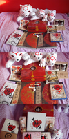 Okami Collection by darkpheonixchild