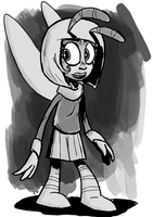 Abby-May-A-Thon - Doug TenNapel-style by theEyZmaster