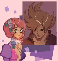 Alisa and Lars by Seeso2D