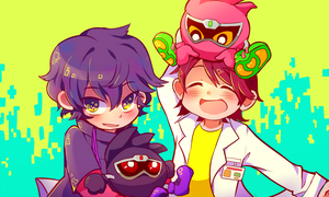 Ex-Aid by fangstrizerss