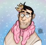 King For A Day Medic by Blackmoonrose13
