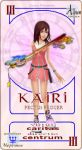 KH Pactio Cards: Kairi by x-Destinys-Force-x