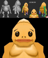 Goron by Terraced-Fields