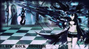 Shooter Black Rock by BlackRockStars