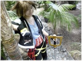 AX09: Sora: Relaxing by Taymeho