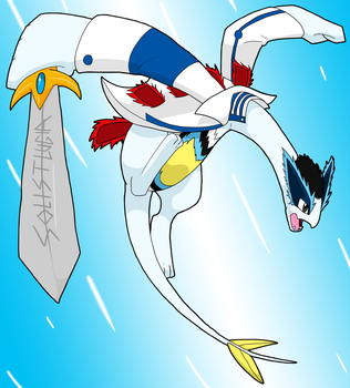Commission for Zolistlugia by Hogia