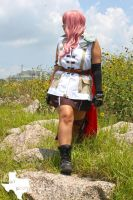 Lightning Cosplay 3 by Znonymous