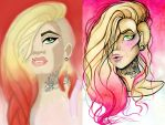My evolution by Alexandra-Mad