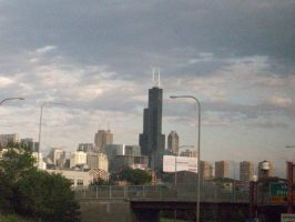 Sears Tower by defyinggravity10