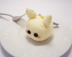 Lemon Baby Tofu Bunny by quacked