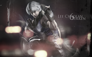 Lee Chaolan wallpaper by dr-giddy