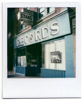 - records - by naplajoie